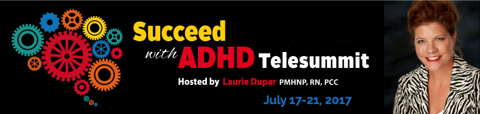 2017 Succeed with ADHD Telesummit