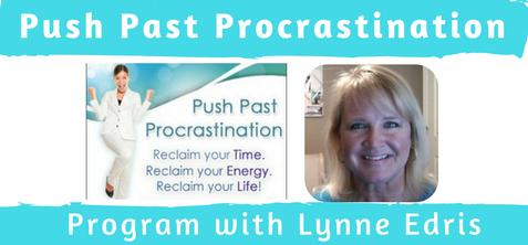 Push Past Procrastination Program