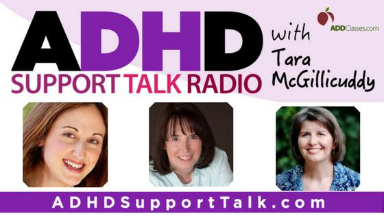 ADHD Summer Podcast Listening