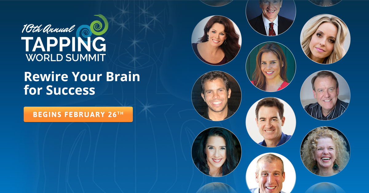 Tapping World Summit : Rewire Your Brain for Success